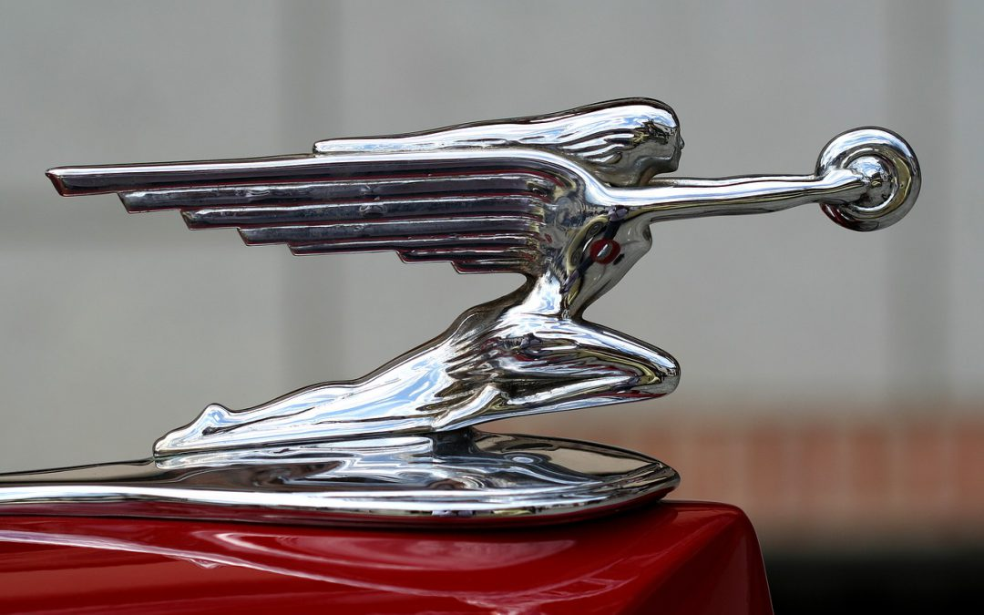 Grab the wheel – not the hood ornament