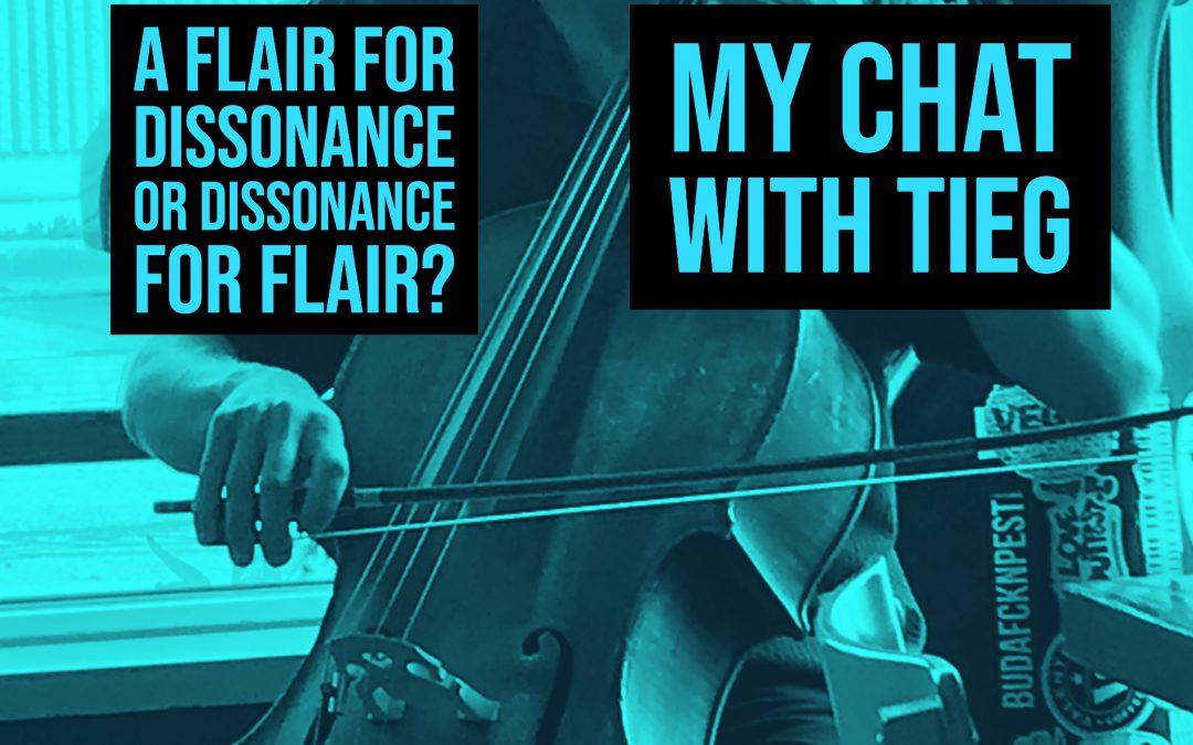 Dissonance for flair
