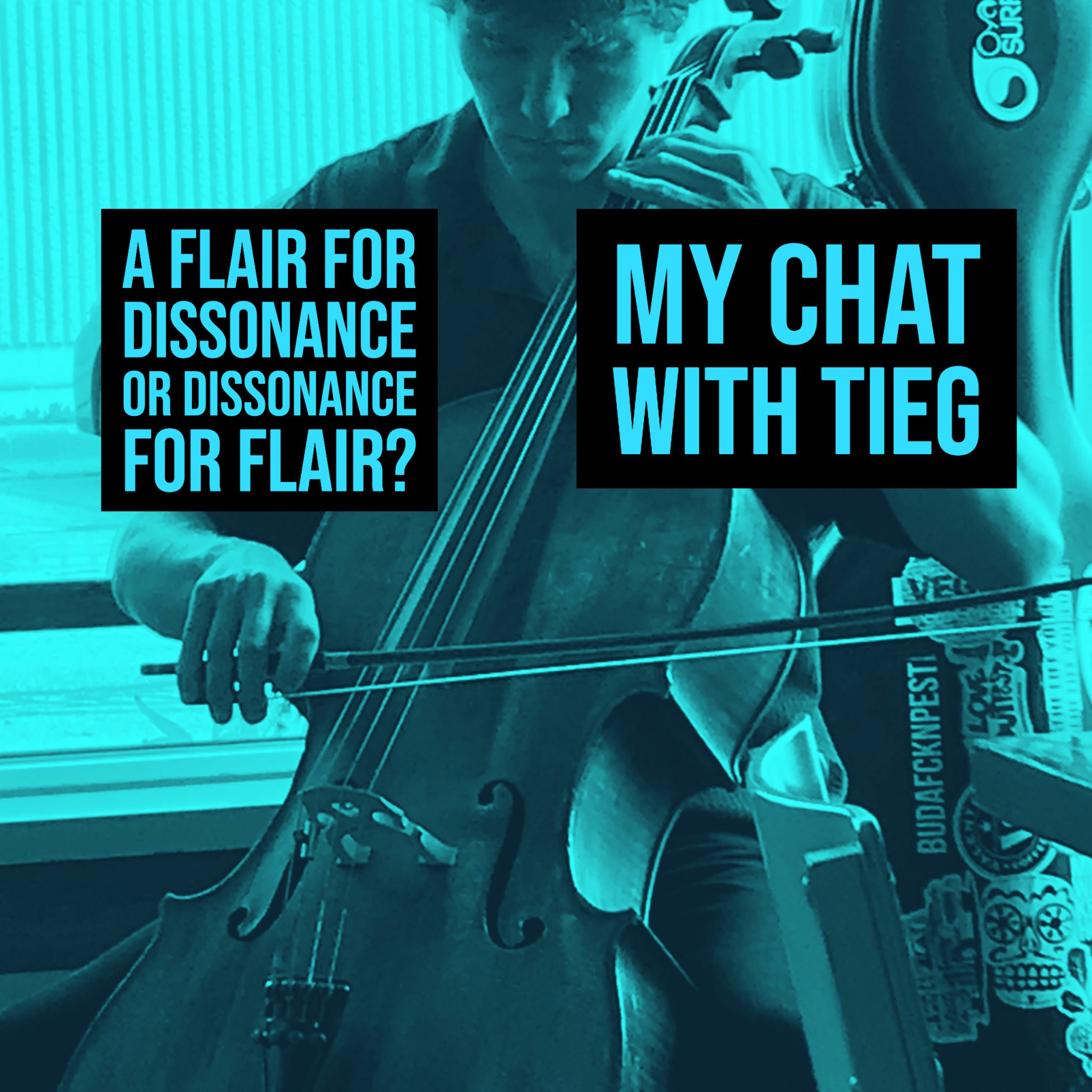 Tieg cello balance life coach