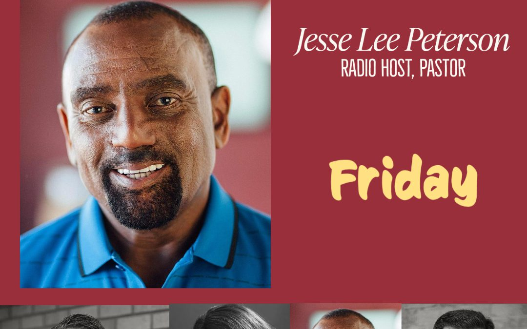 Father's Day: Jesse Lee Peterson